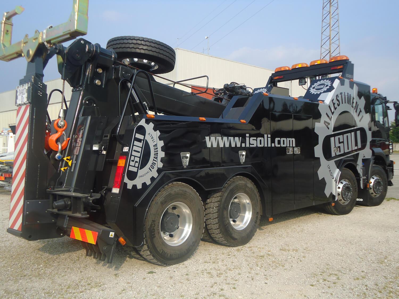 006 Iveco 500 LKW Berger